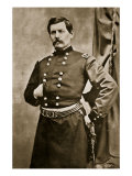 Portrait of General George B. Mcclellan, 1861-65 Giclee Print by Mathew Brady & Studio