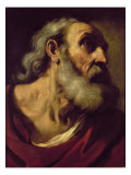 St. Peter Giclee Print by  Guercino