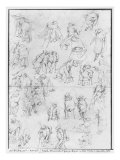 Beggars Giclee Print by Hieronymus Bosch