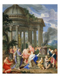 Sacrifice of Iphigenia Giclee Print by Richard van Orley