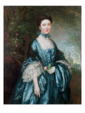 Miss Theodosia Magill, Countess Clanwilliam Giclee Print by Thomas Gainsborough