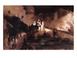 Castle Giclee Print by Victor Hugo