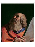 Moses Giclee Print by  Guercino