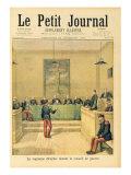 Captain Dreyfus Giclee Print by Henri Meyer