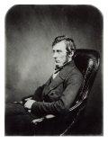 Sir John Dalton Hooker, c.1855 Giclee Print by  Maull