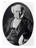 Herbert Spencer, Giclee Print