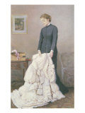 A Young Widow Giclee Print by Edward Killingworth Johnson