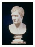 Portrait Bust of Napoleon Bonaparte Giclee Print by Antonio Canova