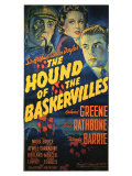 The Hound of The Baskervilles, 1939 Art