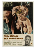 Cool Hand Luke, Italian Movie Poster, 1967 Giclee Print