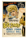 The Big Street, 1942 Posters