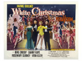 White Christmas, 1954 Giclee Print