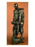 Study for Jean d'Air, from the Burghers of Calais, c.1905-10 Giclee Print by Auguste Rodin