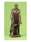 Jean d&#39;Aire, from the Burghers of Calais Giclee Print by Auguste Rodin