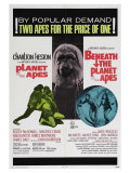 Planet of the Apes, 1968 Posters
