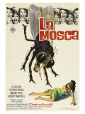 The Fly, Spanish Movie Poster, 1958 Premium Giclee Print
