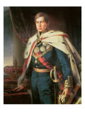 King Peter V Giclee Print by Jose Rodrigues