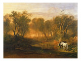 The Forest of Bere, c.1808 Giclee Print by Joseph Mallord William Turner