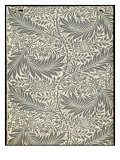 Larkspur, Wallpaper Design, 1872 Giclee Print by William Morris