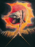The Ancient of Days Giclée-Druck von William Blake