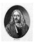 Johannes Hevelius, Giclee Print