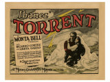 The Torrent, 1920 Premium Giclee Print