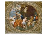 Musik Giclée-Druck von Paolo Veronese
