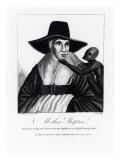 Mother Shipton, Engraved by John Scott, 1804 Giclee Print by Sir William Ouseley