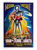 The Day The Earth Stood Still, French Movie Poster, 1951 Giclee Print