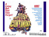 The Lost Continent, 1968 Giclee Print