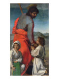St. Jacob, c.1524-29 Giclee Print by Andrea del Sarto 