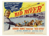 Red River, 1948 Prints