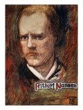Fridtjof Nansen, 1905 Giclee Print by Nico Jungman