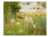 Springtime Giclee Print by Edward Stott
