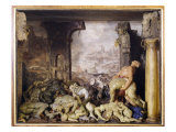 The Theatre of Death: Plague Giclee Print by Gaetano Giulio Zumbo