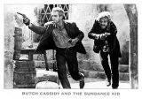 Butch Cassidy and the Sundance Kid, 1969 - Giclee Baskı