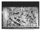 Copy of the Great Altar of Zeus and Athena, from Pergamon, c.180-160BC Giclee Print
