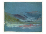 River Bank, C.1830 Giclee Print by Joseph Mallord William Turner