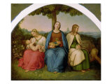 Belief, Hope and Love, 1819 Giclée-Druck von Heinrich Maria Von Hess