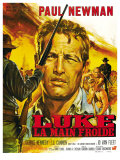 Cool Hand Luke, French Movie Poster, 1967 Giclee Print