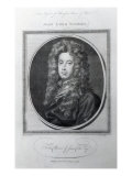 John, Lord Somers, Engraved by John Golder, 1785 Giclee Print by Godfrey Kneller