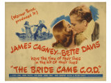 The Bride Came C.O.D., 1941 Giclee Print