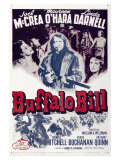Buffalo Bill, 1944 Prints