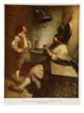 Illustration from 'Treasure Island' by Robert Louis Stevenson, 1911 Giclee Print by Newell Convers Wyeth