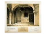 Memorial to Torquato Tasso, engraved by T.C. Dibdin after a 1846 painting Giclee Print by Carlo Grubacs