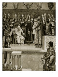 The Election of Girl Duchess, Illustration from &#39;Hutchinson&#39;s Story of British Nation&#39;, C.1920 Giclee Print by Richard Caton Woodville
