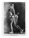 Josephine Baker Giclee Print by Stanislaus Walery