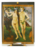 Adam and Eve, 1909 Giclee Print by Marie Clementine Valadon