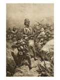 The Transvaal War, 1899-1901, from 'The Illustrated London News', 1901 Giclee Print by Walter Wilson