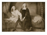 The Imprisoned De Witt Brothers Giclee Print by Gustave Or Gustaaf Wappers